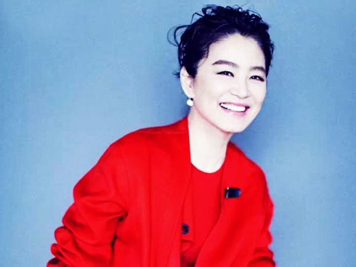 船过水无痕 六十岁她仍然是「亚洲最美」