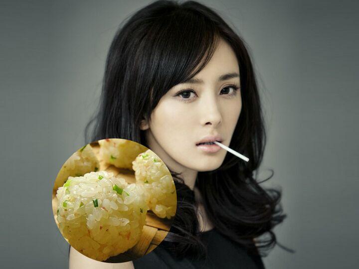 """原来杨幂、姚晨、包贝尔都是""""食物派""""诗人..."""