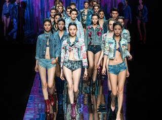 中国时装周秀场照搬杜嘉班纳?不是所有模仿都叫致敬