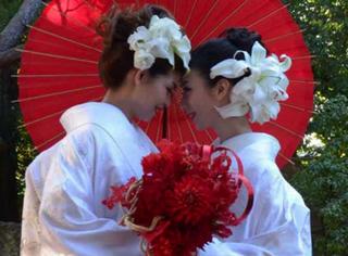 日本同性婚姻合法了!橘子君发誓不是愚人节玩笑...