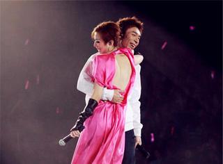 郑秀文终于嫁了,幸福来的好不容易,才会让人更加珍惜