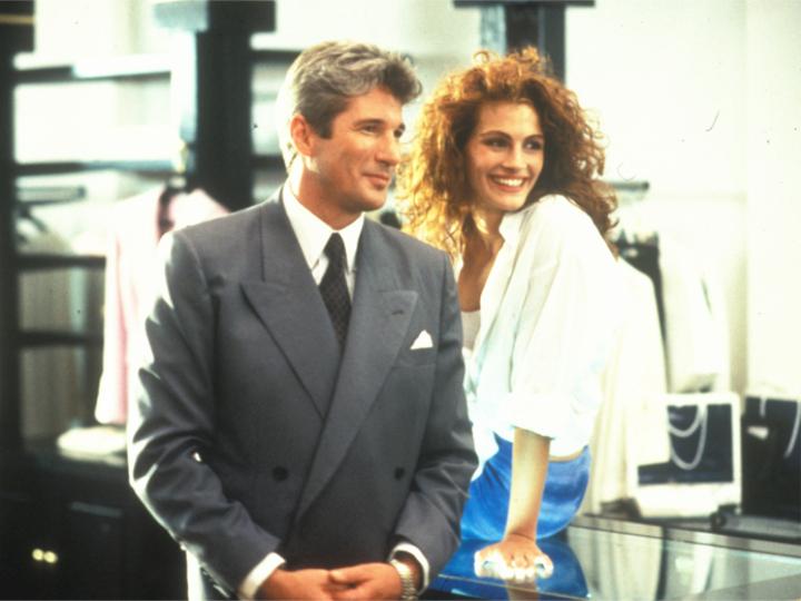《漂亮女人》转眼25年:史上最能满足少女心的浪漫爱情电影