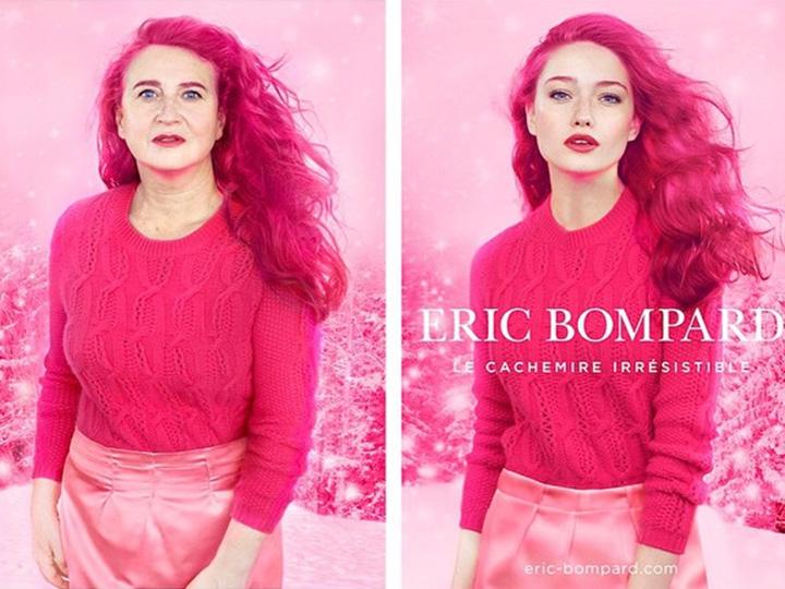 全世界都被骗了 这才是真实的时装广告