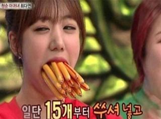 这些韩星的特异技能吓死人了