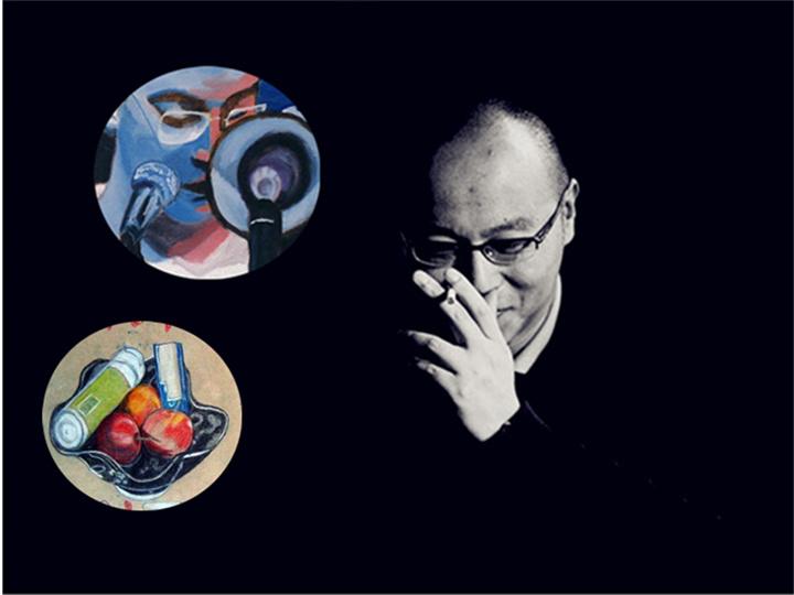 窦唯,除了是摇滚乐手,王菲前夫,他还是一个画家