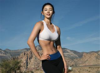 她是模特、教练、演员,拥有着亚洲女生最凶残的身材!