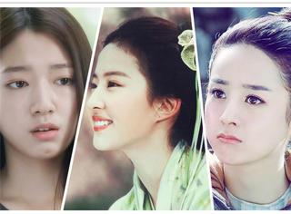 最萌包子脸女星,赵丽颖、刘亦菲、朴信惠全都输给了她!