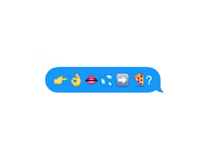 美国网友用emoji表情约炮,结果对方的回复更辣...