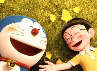 陪伴我们童年的哆啦A梦,最终还是要说再见了...