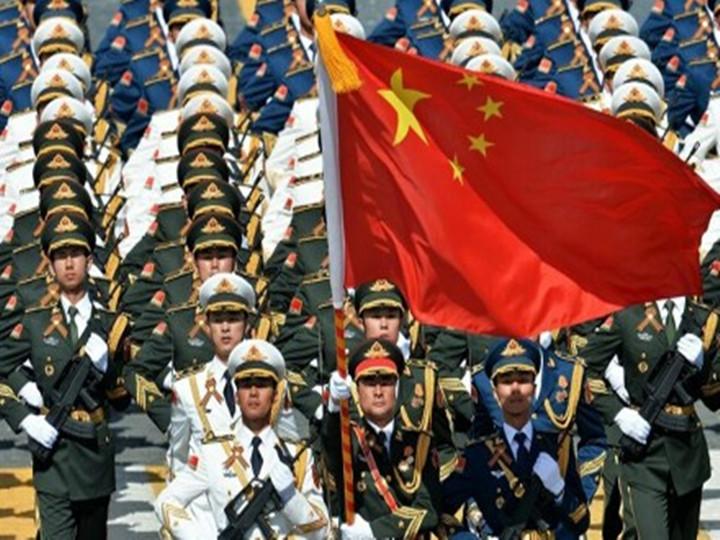 看完中国的红场阅兵,感觉其他9国都是闹着玩儿的