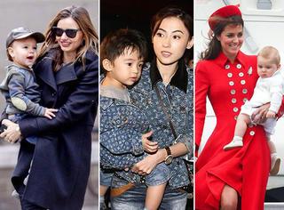 母亲节 | 女人最美的街拍 不是拎包包 而是抱宝宝