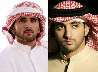颜性恋 | 迪拜二王子的吸引力远不止有颜有钱