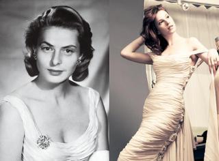 说到英格丽·褒曼 有个关于裙子的故事要讲给你听