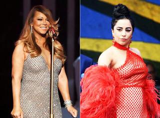 女星发福 | 这些女歌手谁将是第二个玛丽亚凯莉?