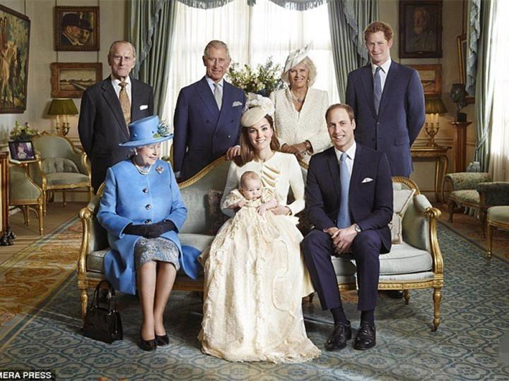 英国皇室|史上最好看的婆婆妈妈大戏