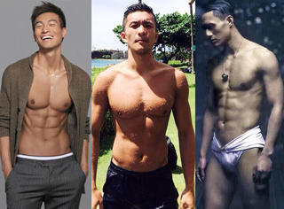 中国颜值最高的足球队,满足你对男人的所有幻想