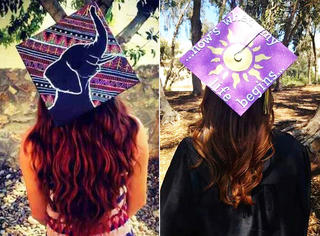 毕业季 | 学士帽也能成为你的装 X 利器