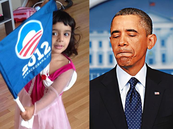 5岁小女孩对同性婚姻的来信 让奥巴马秒回并钦佩不已