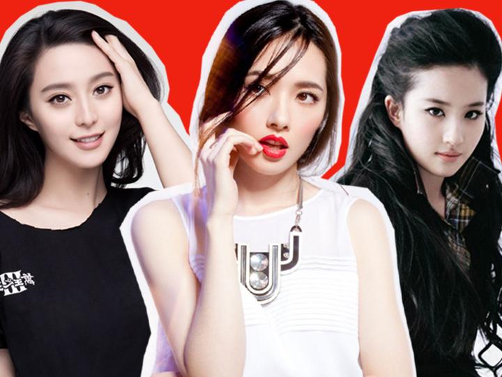 范冰冰、郭碧婷、刘亦菲...扒扒那些比直男都帅的女明星